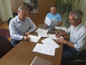 Potpisivanje IV Izmjena i dopuna